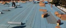 NEW COMMERCIAL ROOF SAN JOSE